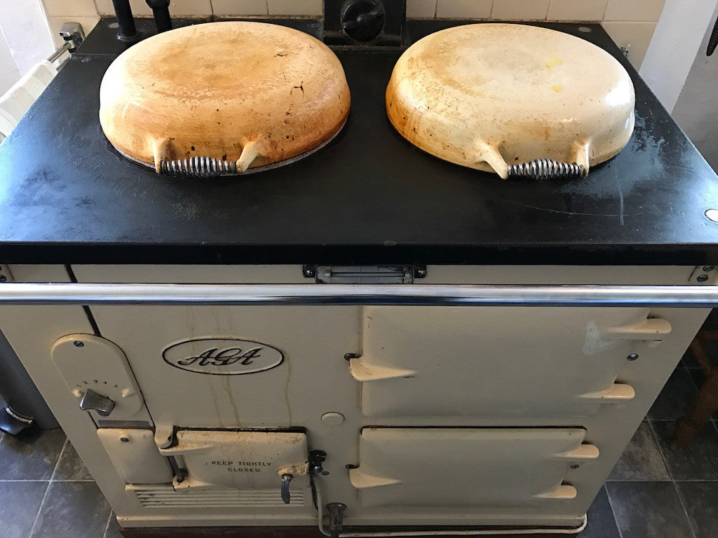 Cream Aga 'Standard' from the 1950's