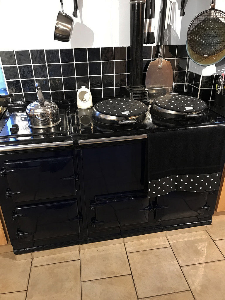 Blake and bull kitchen ware cookware textiles bakeware linens refurbishment spares cleaning re-enamelling services for range cookers