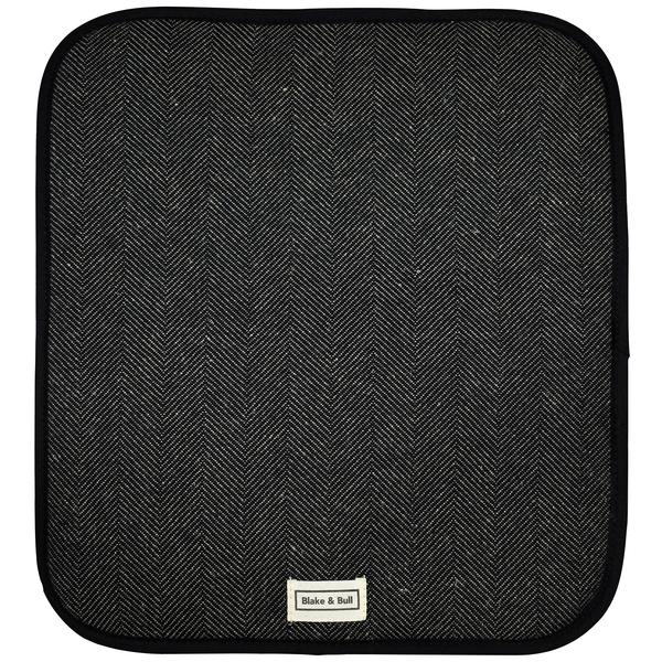Soft textile warming plate covers suitable for use on aga range cookers