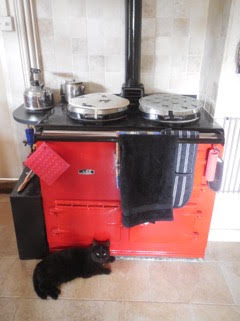 Red Aga deluxe