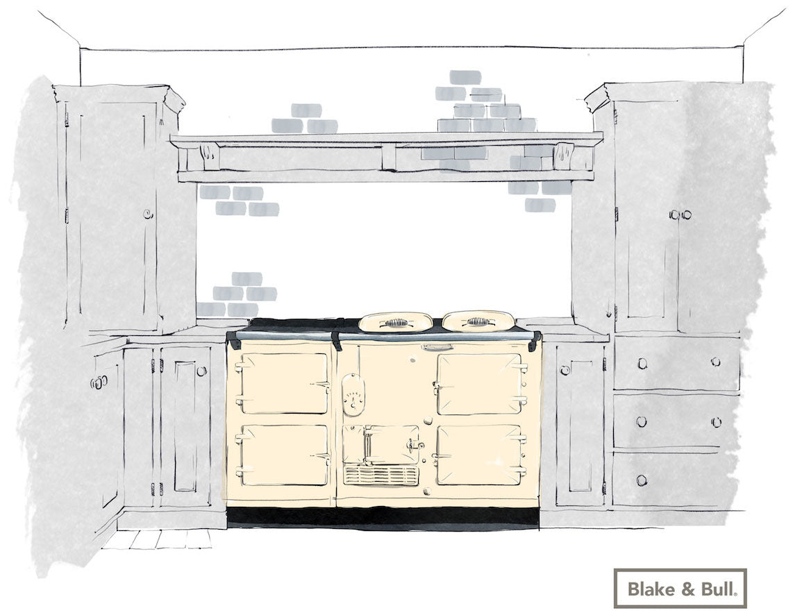 Servicing & repairs of Aga range cookers in Shropshire
