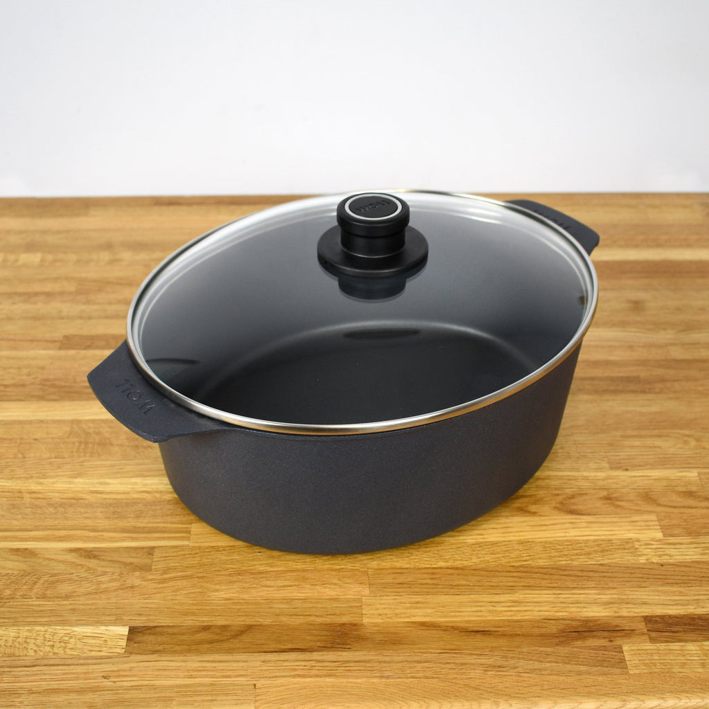 The ultimate casserole dish for use in an Aga range cooker