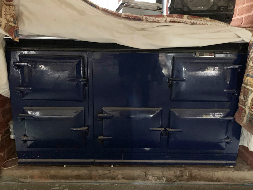 Blake and Bull re-enamelling services across the Uk suitable for Aga range cookers Blake and Bull re-enamelling Reconditioned aga range cookers electric conversions of Aga range cookers shot blasting of Aga range cookers how to refurbish vitreous enamel