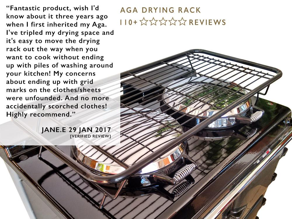 110+ reviews of our drying rack