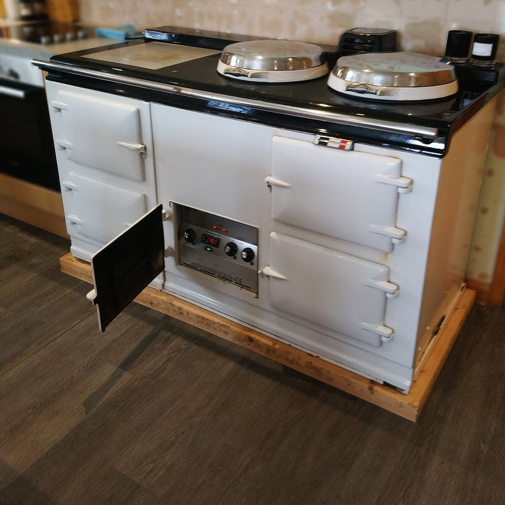 Blake and bull refurbishment reconditioning re-enamelling electric conversion services suitable for Aga range cookers