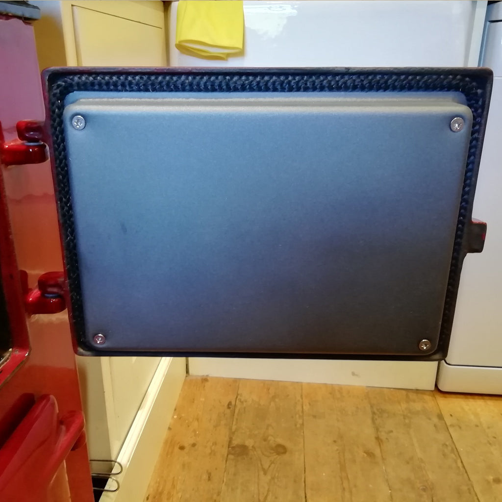 How To Fit Replacement Lid Chromes, Liner & Seal into An Aga Range Cooker Lid