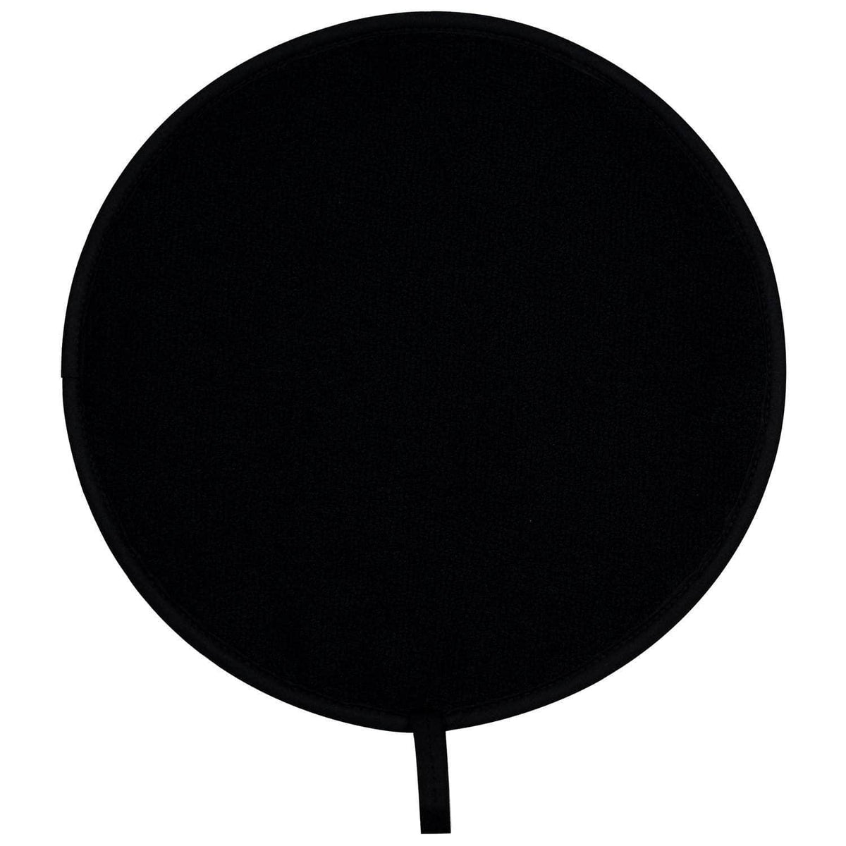 Chefs pad with loop for use with Aga range cookers - 'All Black'