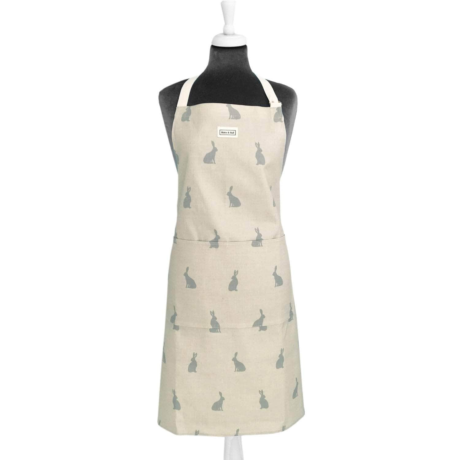*Not quite perfect* Apron - 'Hare today'