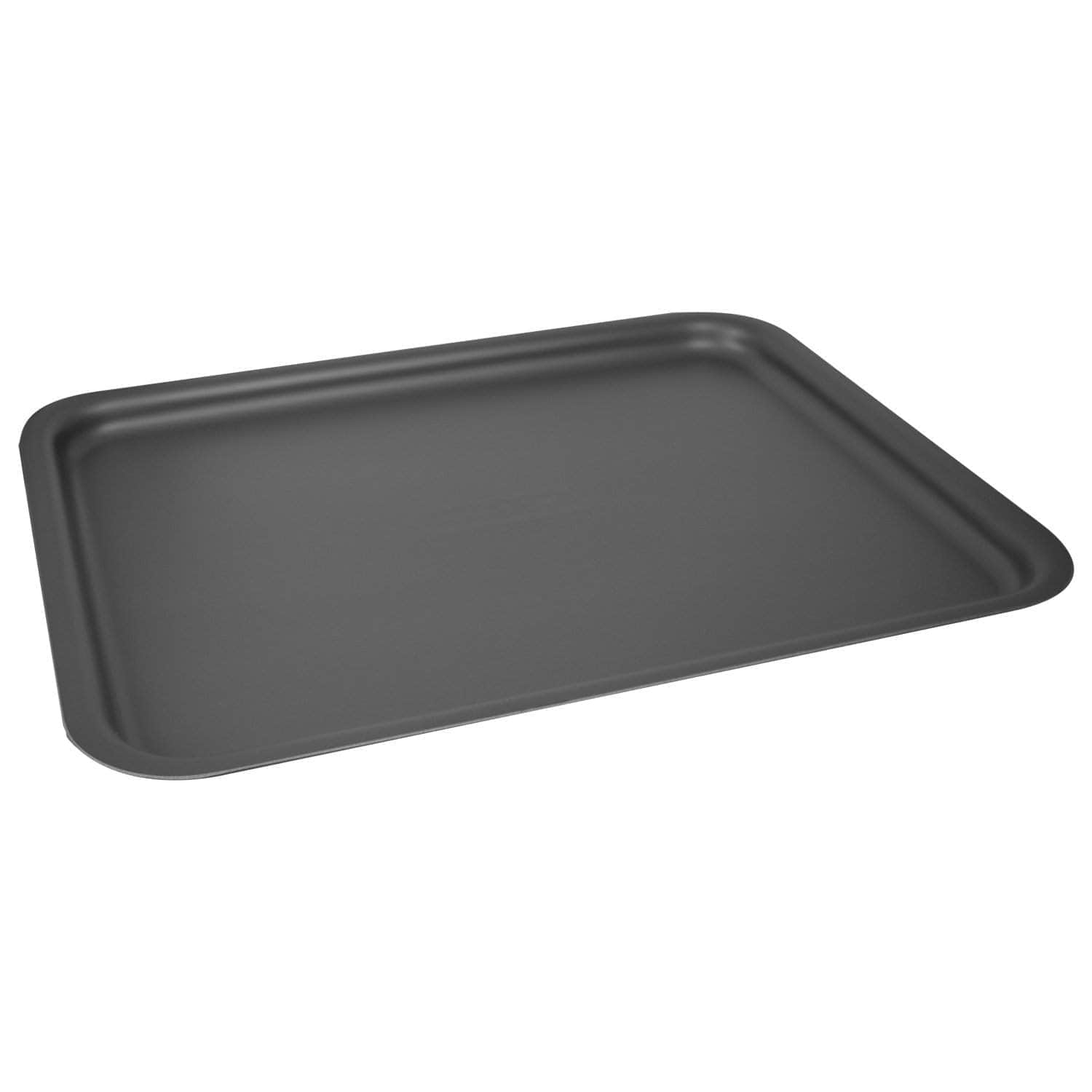 'Fits on runners' baking tray for use with Aga range cookers 'full oven' size