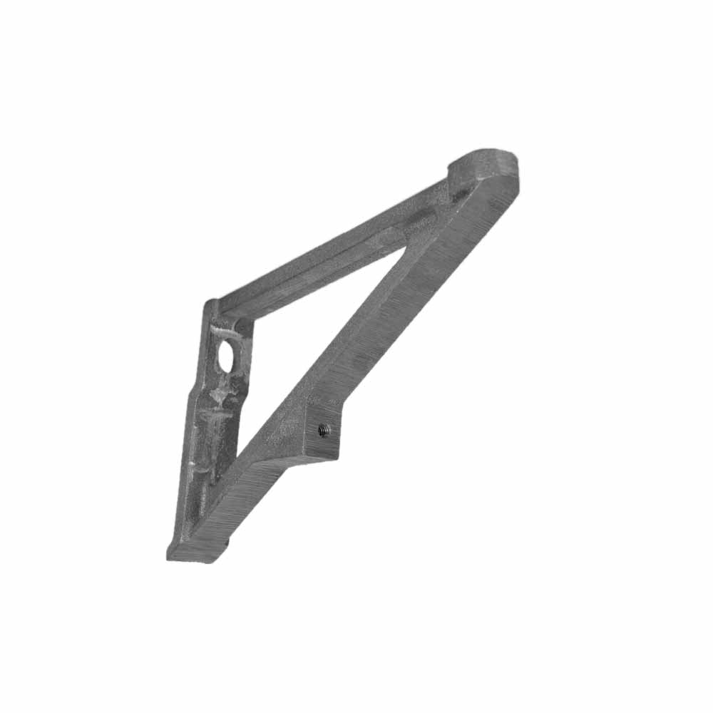Barrel support bracket (inc boiler support hole) for use with 'Deluxe' Aga range cooker