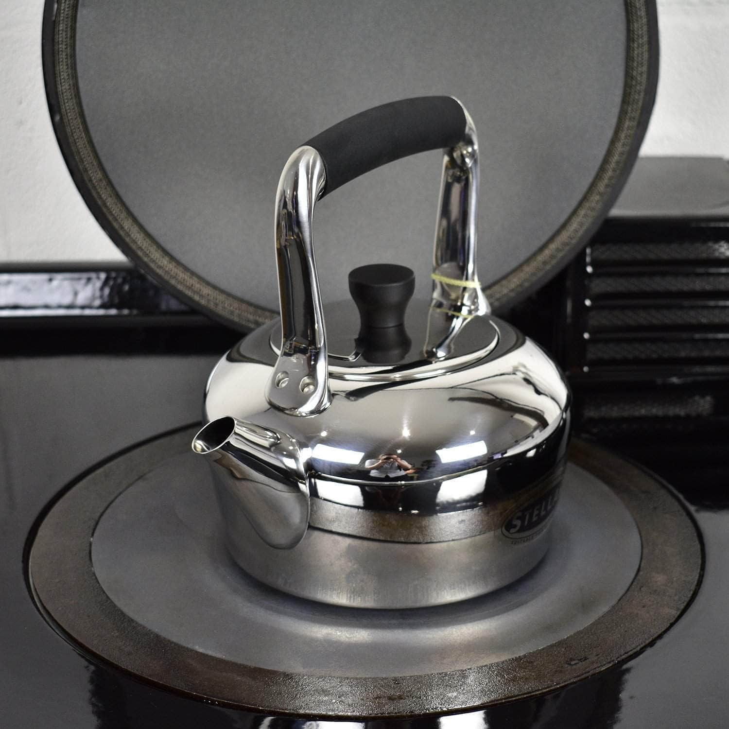*Not quite perfect* Classic stainless steel kettle 1.7 Litres