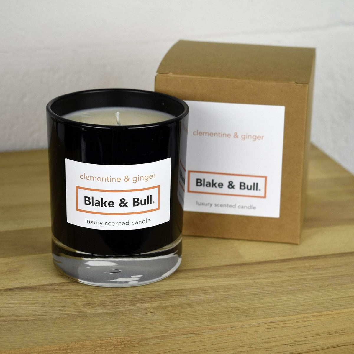 *NEW* Clementine & Ginger Luxury Scented Kitchen Candle (30cl)