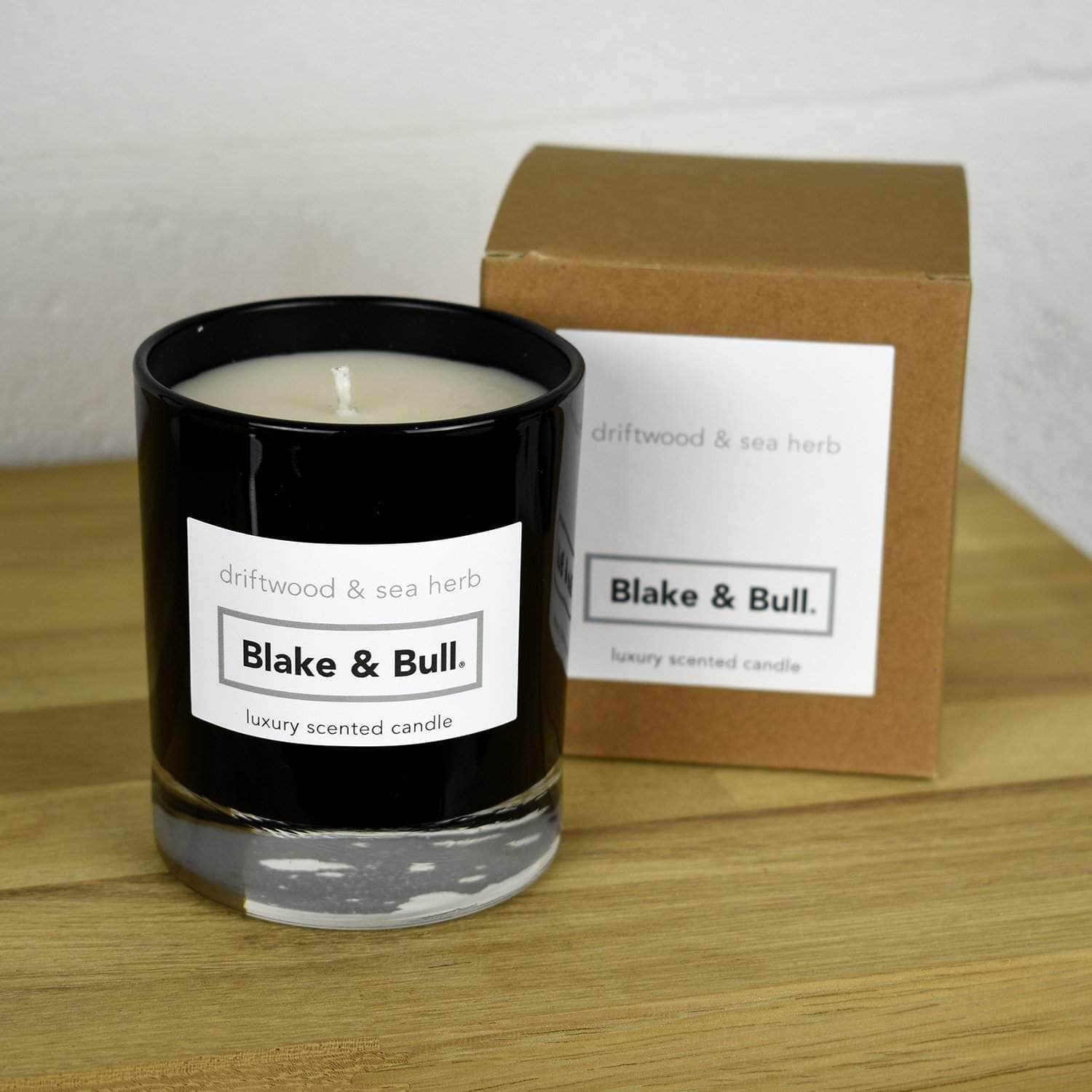 *NEW* Driftwood and Sea Herb Luxury Scented Kitchen Candle (30cl)