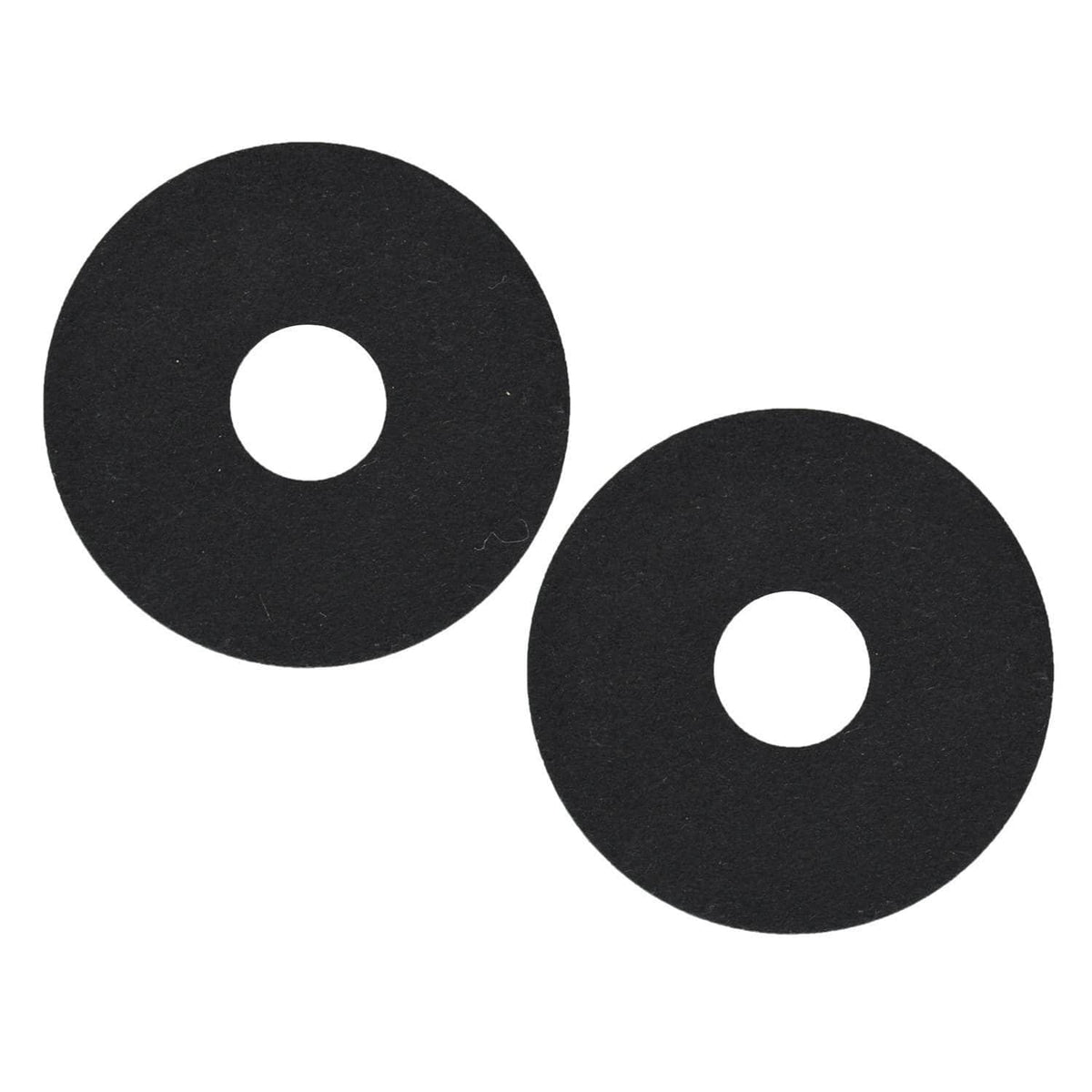 Fibre washers for use with Aga range cooker towel rail brackets (pair)