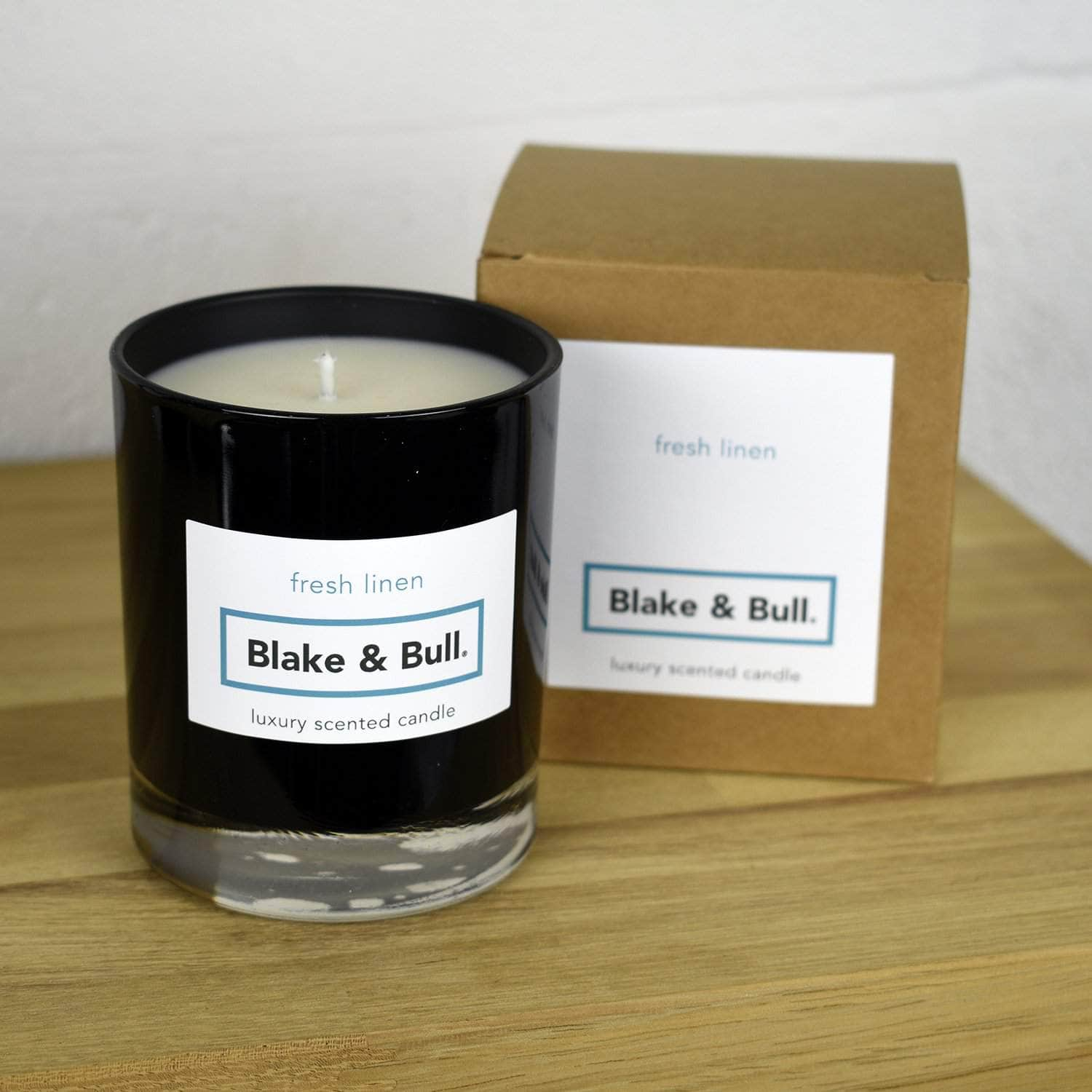 *NEW* Fresh Linen Luxury Scented Kitchen Candle (30cl)