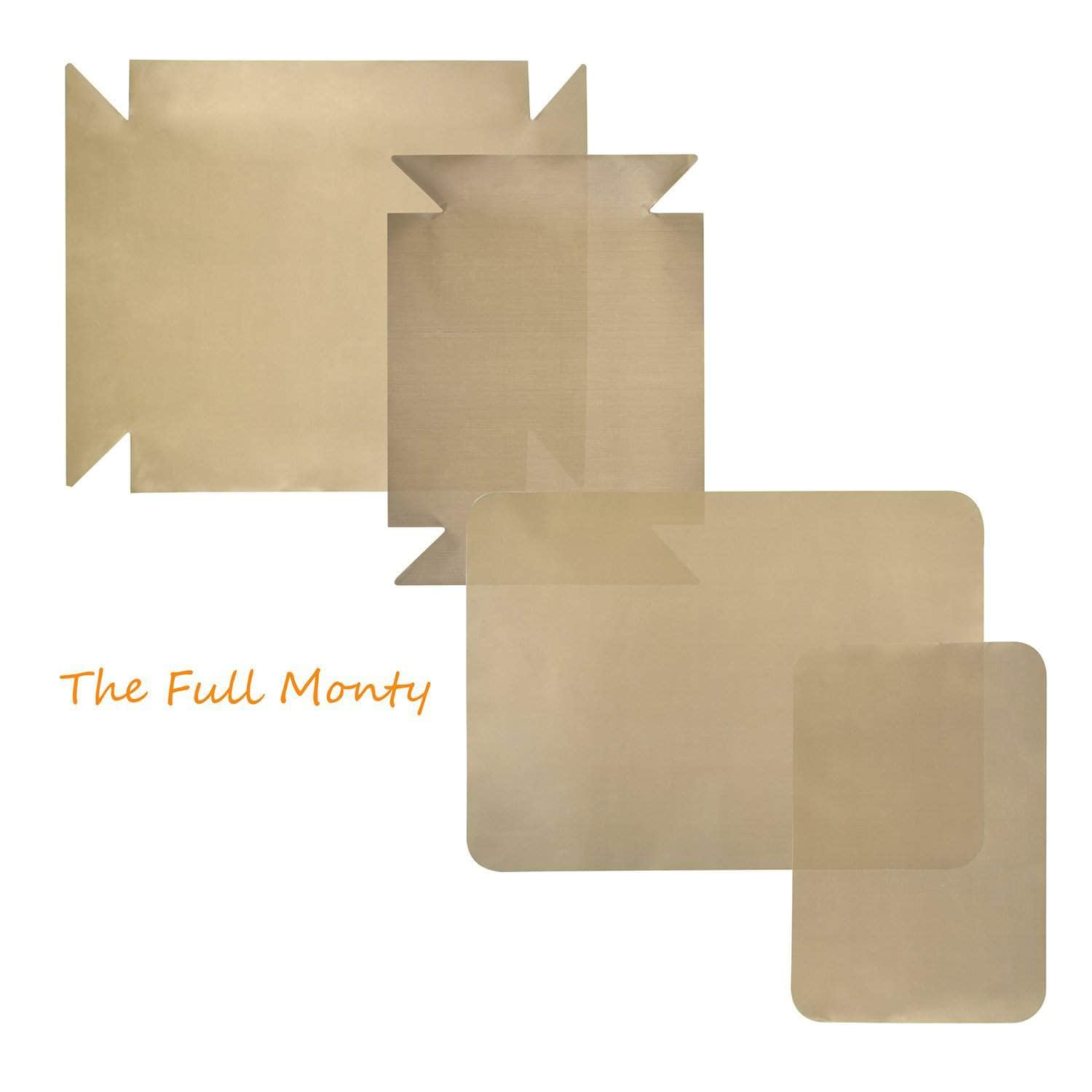The 'Full Monty' set is fine thank you! (saves £7 on individual cost)