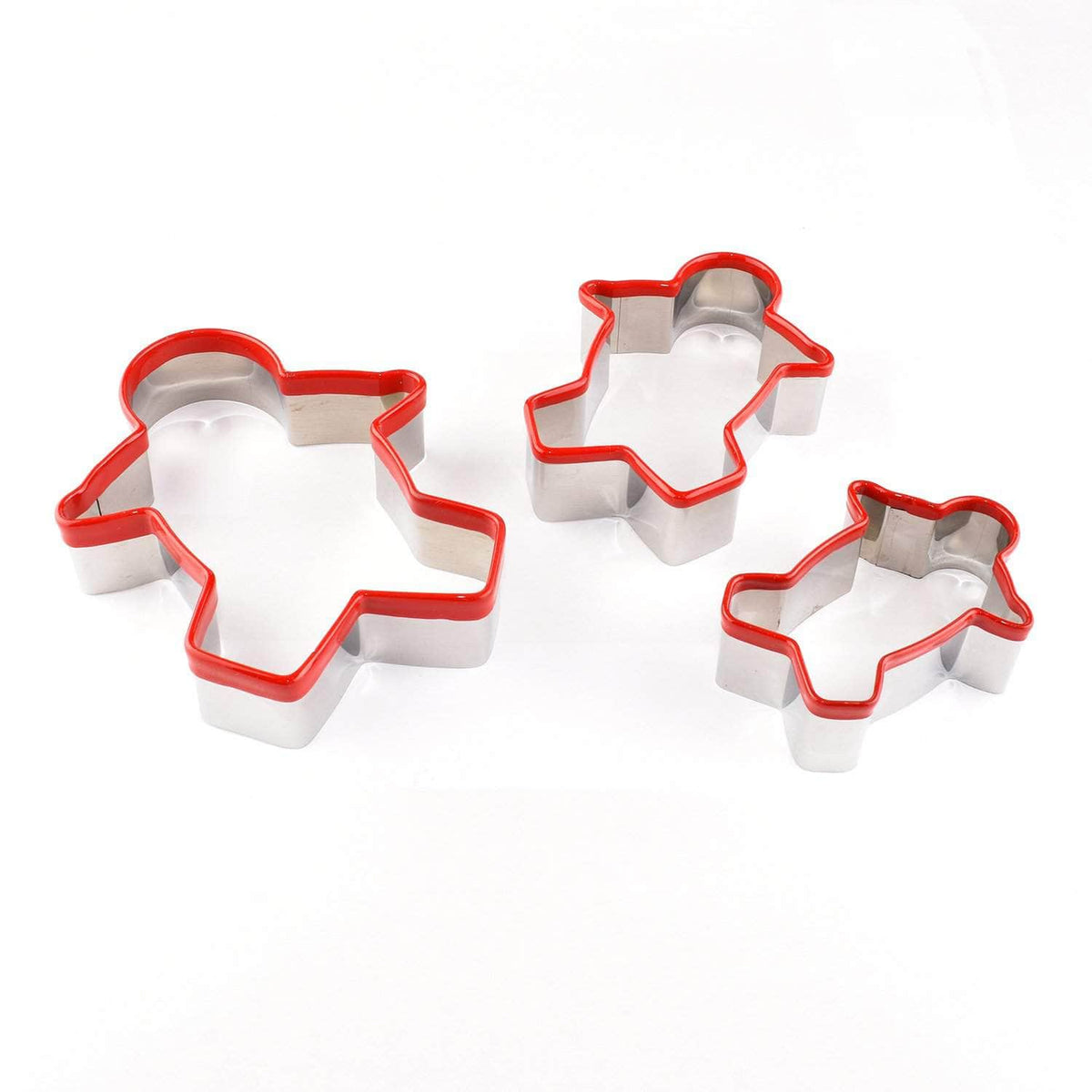 *New* Gingerbread cutters, set of 3