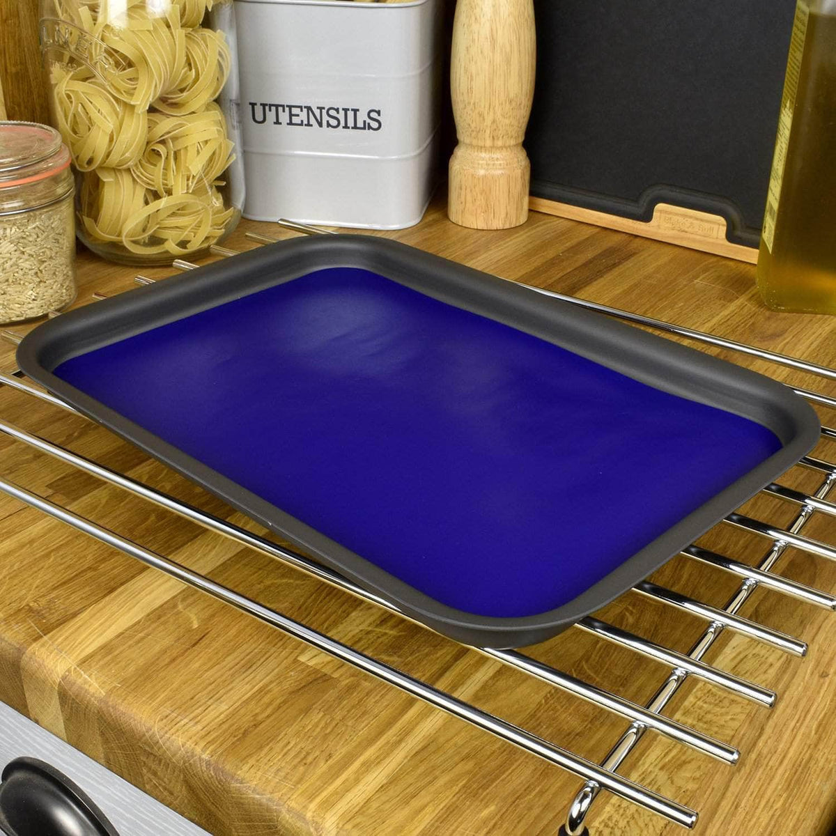 *New* Non-stick liner for 'half oven' size baking tray - Three colour set