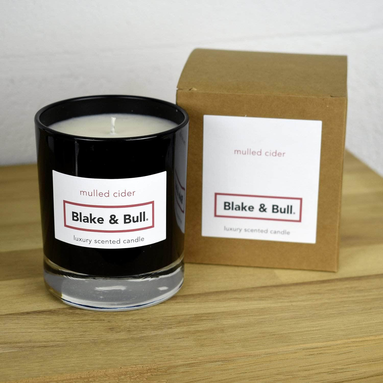 *NEW* Mulled Cider Luxury Scented Kitchen Candle (30cl)