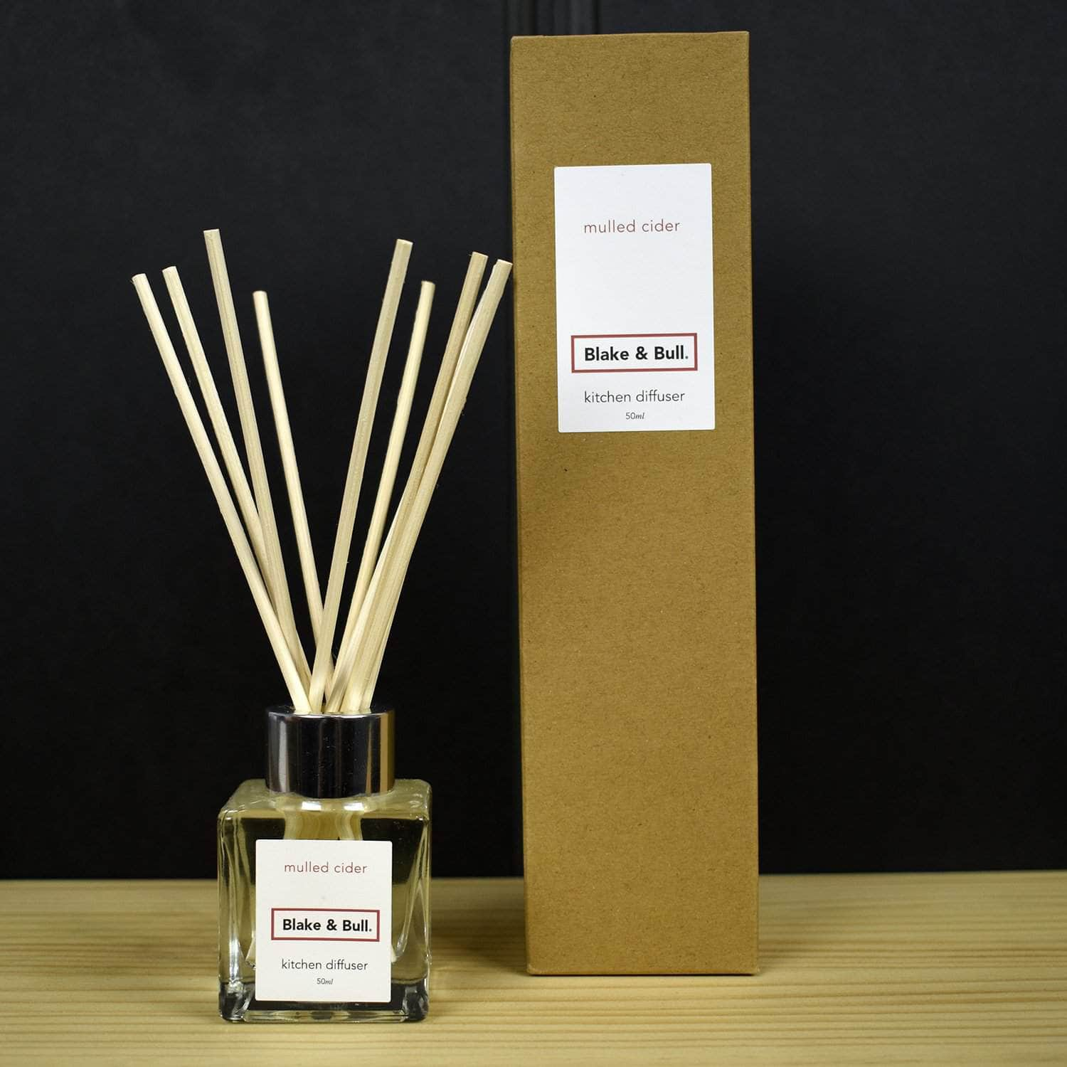 *NEW* Mulled Cider Kitchen Scent Diffuser (50ml)