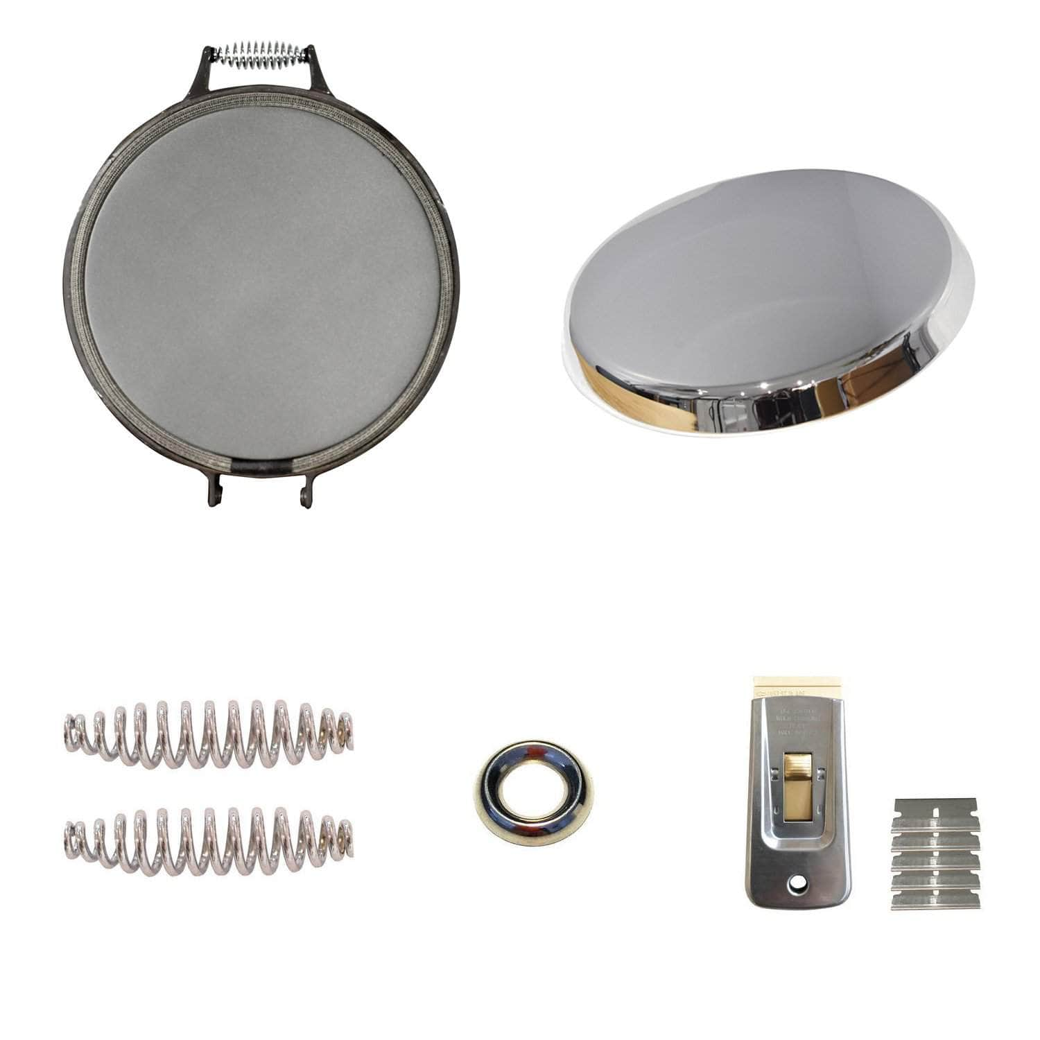 *NEW* Complete non-stick lid refurb kit for use with Aga range cookers