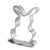 *New* Bunny cookie cutter