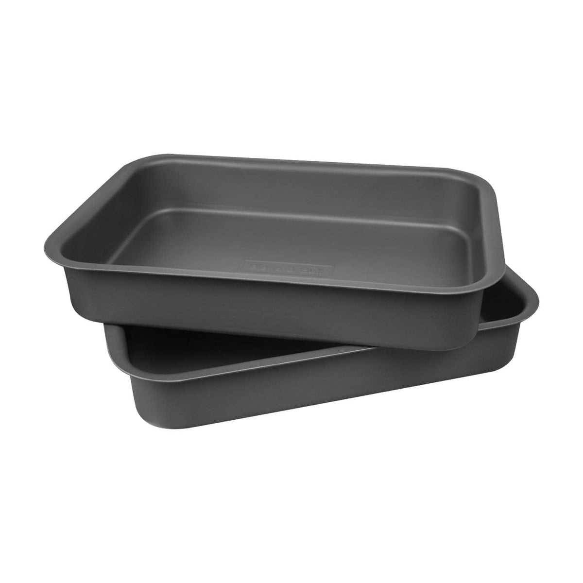 'Fits on runners' roasting tin for use with Aga range cookers 'half oven' size Yes I'd like to upgrade to a set of 2 (saves £5 on individual cost) / Black