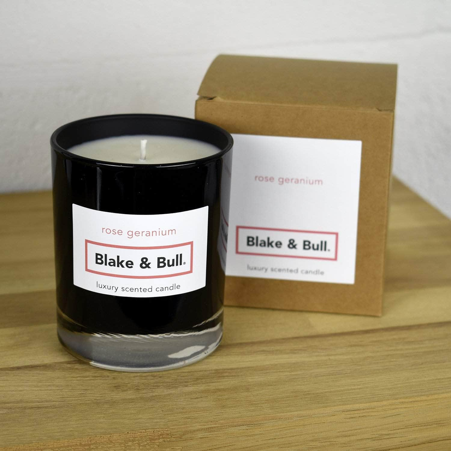 *NEW* Rose Geranium Luxury Scented Kitchen Candle (30cl)