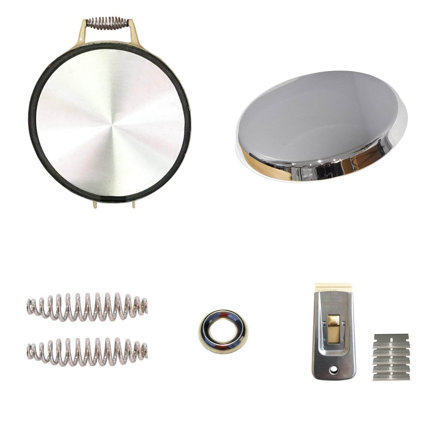 *NEW* Complete lid refurb kit for use with Aga range cookers