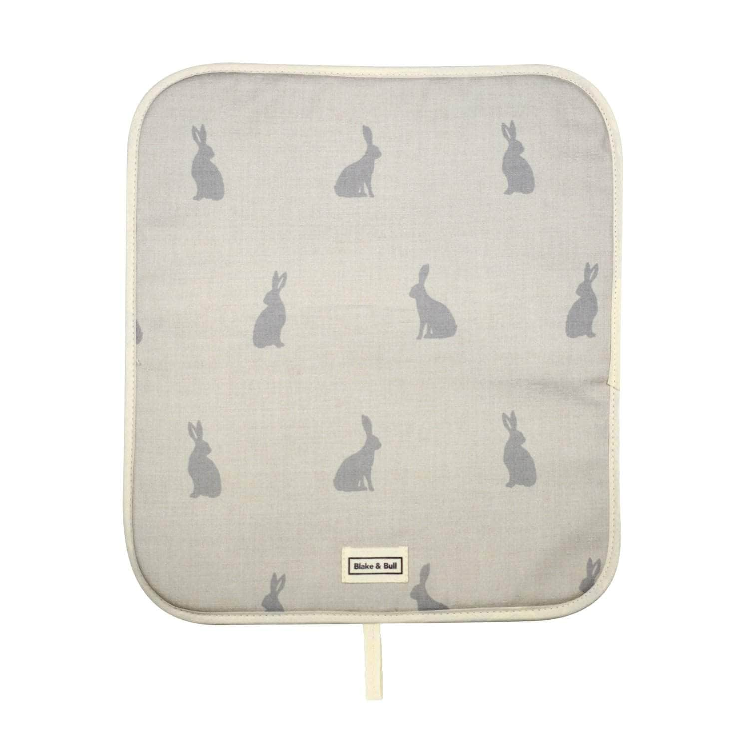 *Not quite perfect* Warming plate cover for use with Aga range cookers - 'Hare today'