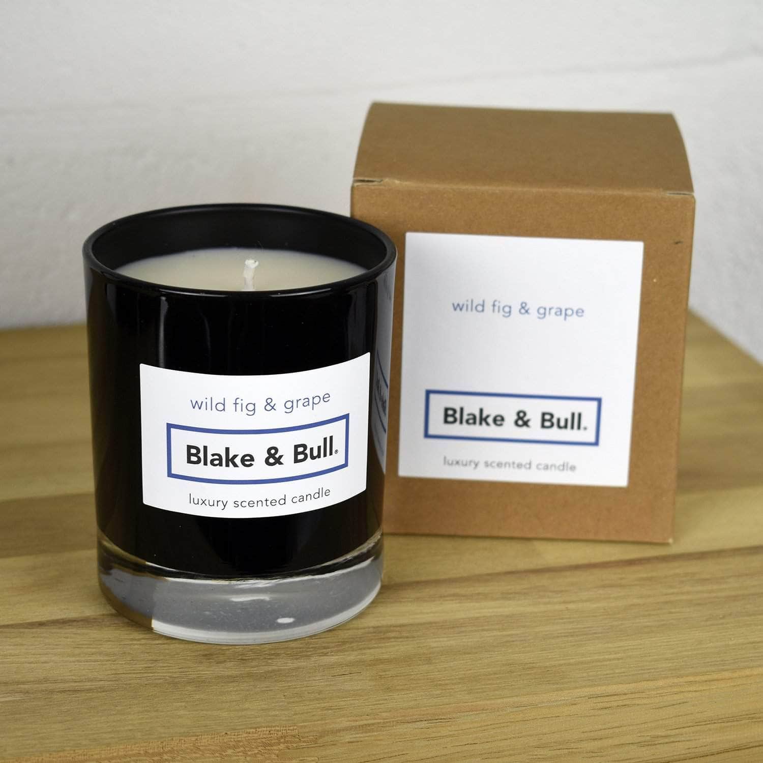 *NEW* Wild Fig & Grape Luxury Scented Kitchen Candle (30cl)