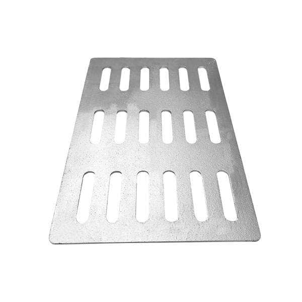 Silver divider shelf for use with 4 oven Aga range cooker
