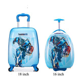 Kids Suitcase Children Travel Trolley Suitcase wheeled suitcase for kids Rolling luggage suitcase Child Travel Luggage bags case