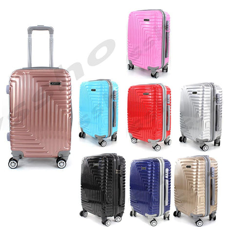 Cabin suitcase 55cm ABS rigid