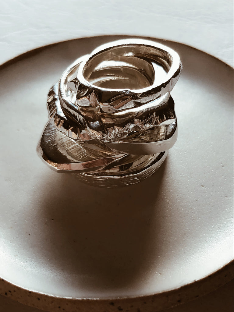 KISMET LOLA // CREATE. Make A Silver Ring Workshop (GIFT OPTION)