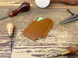 Mens Minimalist Card Wallet
