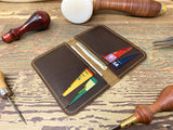 Mens Vertical Wallet