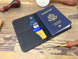 Handmade Passport Wallet