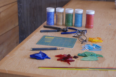 Glass Workshop - GROUP - AUGUST 7