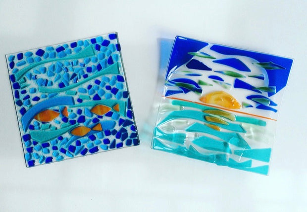 Glass Workshop - GROUP -  JULY 4
