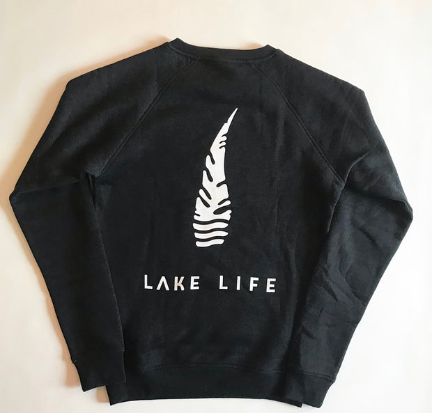 Men's Lake Life Livin' Crewneck