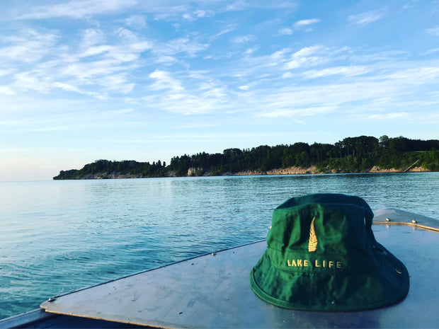 Lake Life Tilley Hat