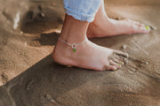 Beach Glass Bracelets & Anklets