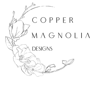 copper magnolia designs