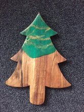 Load image into Gallery viewer, Christmas Tree Serving Board