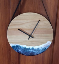 Load image into Gallery viewer, Ocean Clock