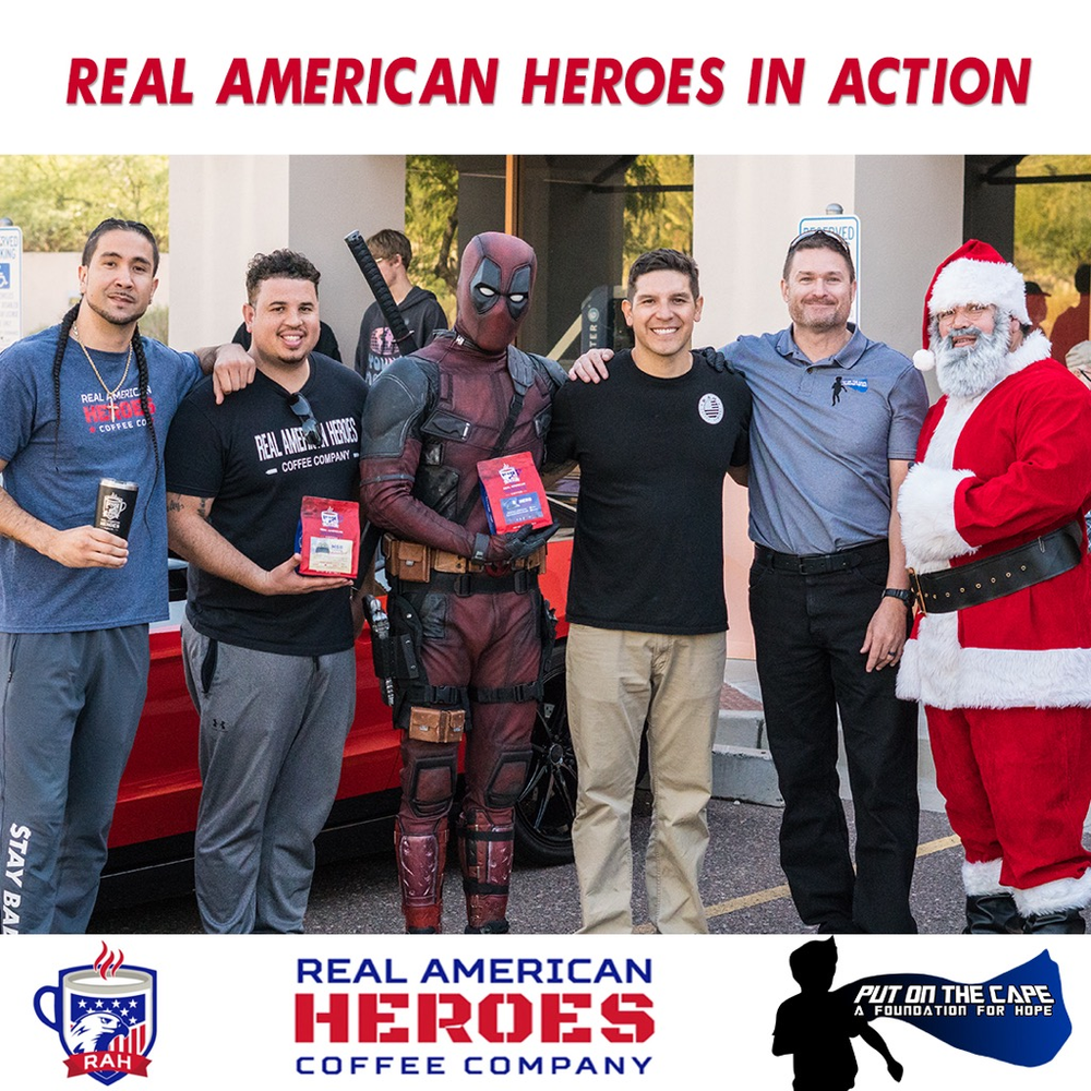 Real American Heroes Apparel