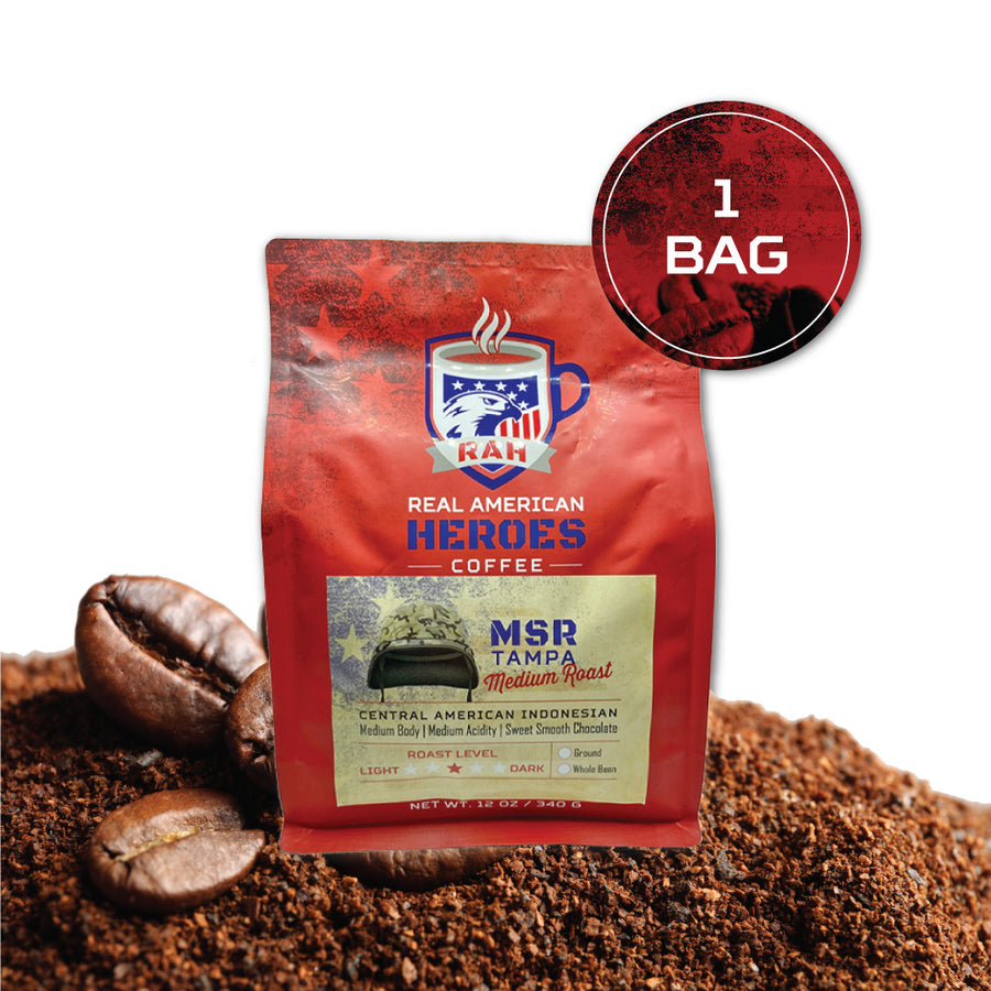 1 BAG (Choice of Roast) subscription