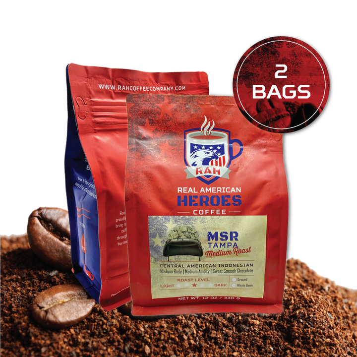 2 BAGS (Choice of Roast) subscription