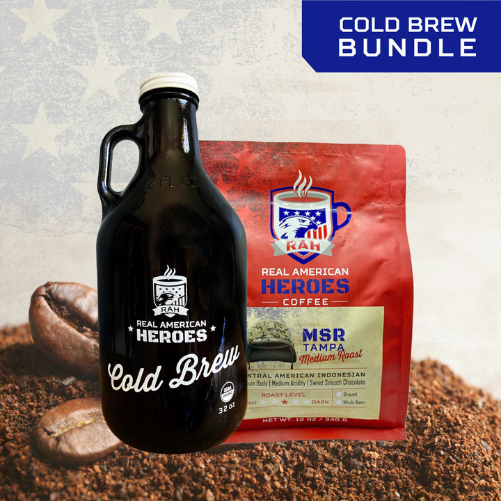 Growler Coffee Bundle